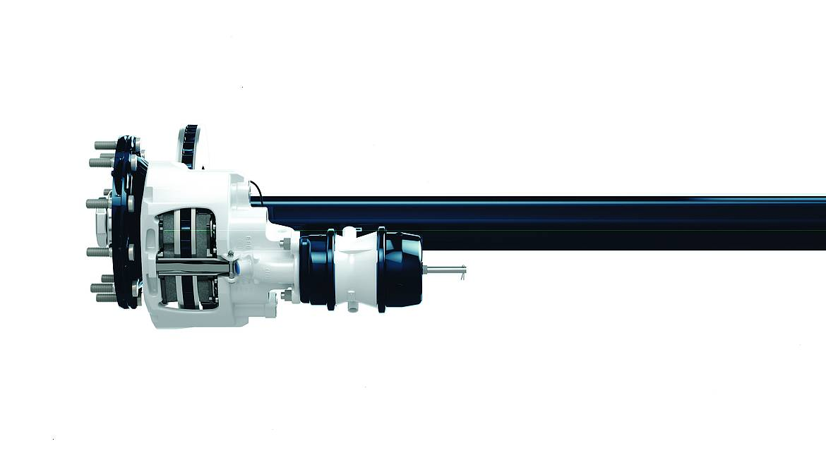 Rigid axles from BPW: handling the heaviest loads with ease