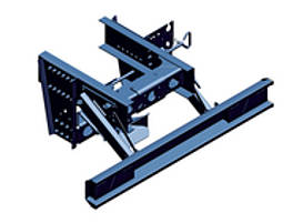 BPW hitch block: Series AB 75 and PAB 17