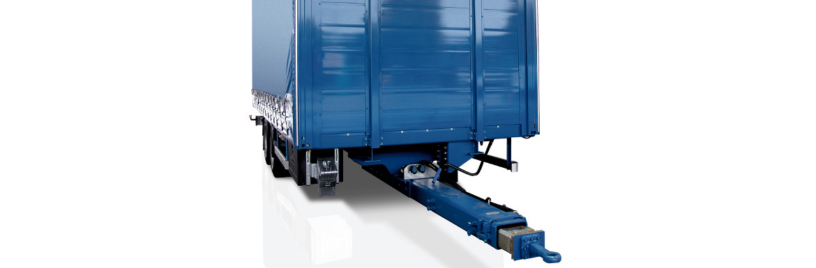 BPW drawbars: Strength on the trailer