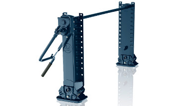 BPW landing gear systems for daily use