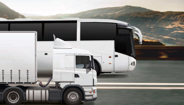 Customer-specific system solutions for trucks and buses