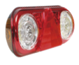 LED tail lamp multifunction